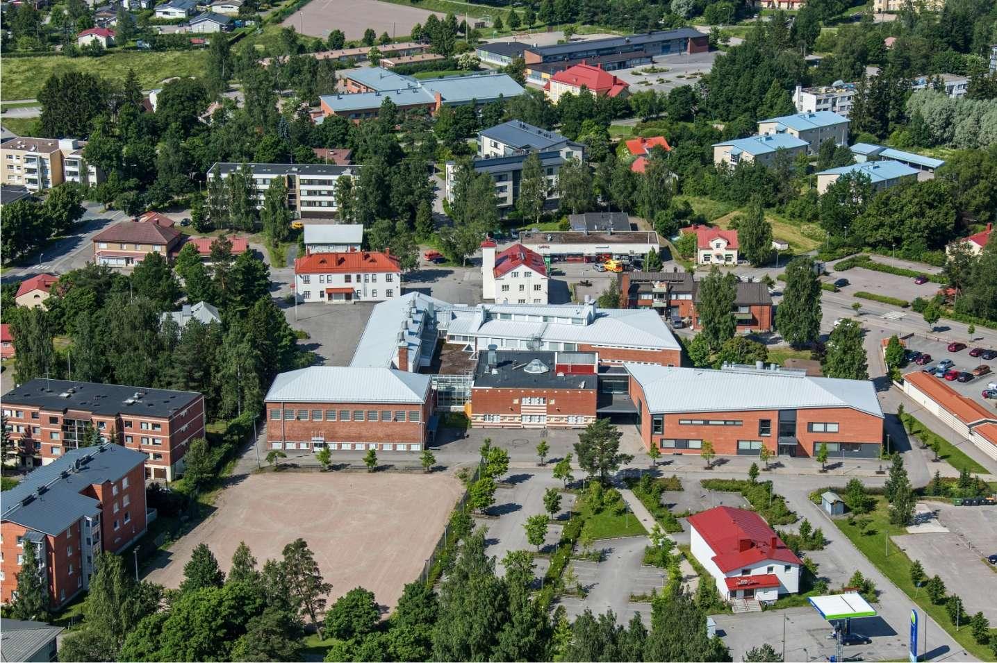 Nurmijärven Yhteiskoulu